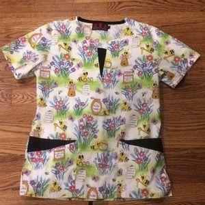 Tops - Small scrub top
